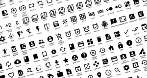 Google 750 Free Icons Material Project