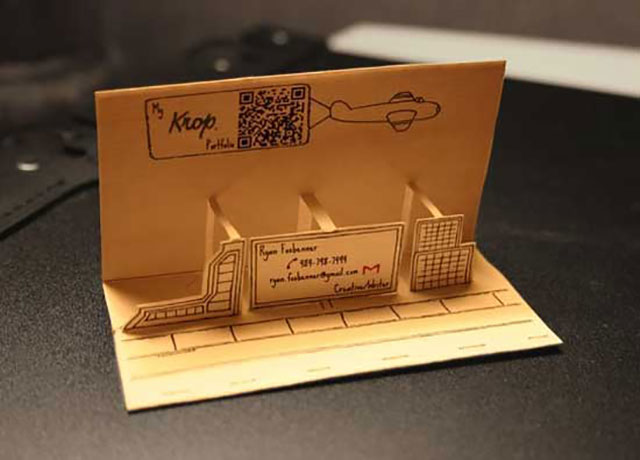 255 Of The Most Creative Business Cards Ever 111 Blew My Mind
