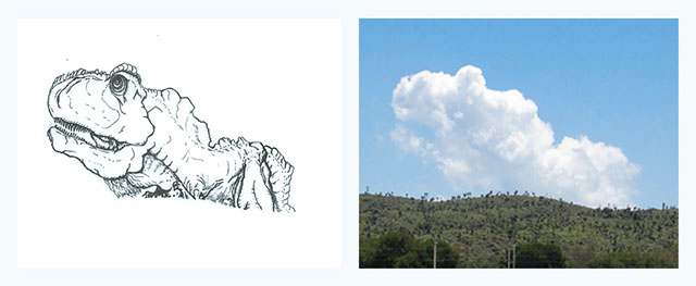Shaping Clouds Artwork // Best Tumblr Illustration Blogs & Art Portfolio