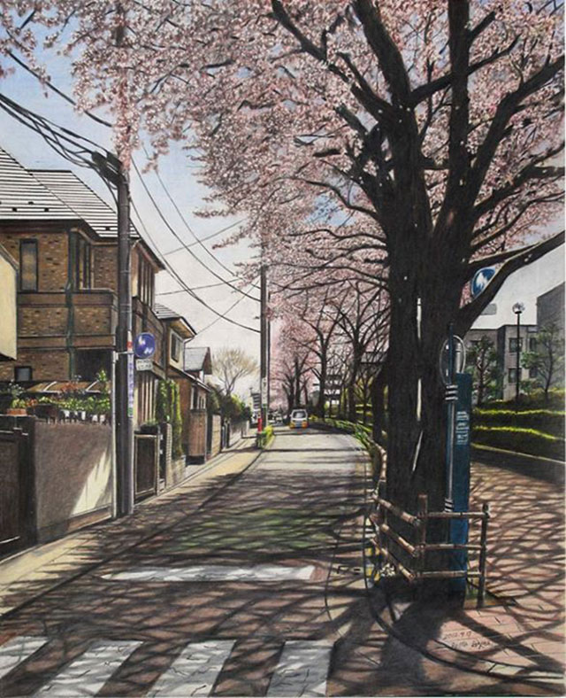 Awesome Photorealistic Colored Pencil Drawings, by Ryota Hayashi