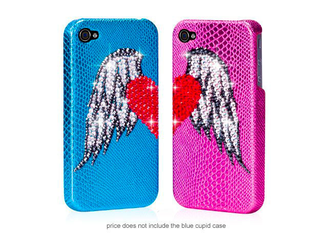 Bling Bling Cute Matching Cupid Couple's iPhone Case | 154 Best Cool & Creative iPhone Cases Unique