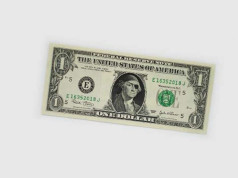 Dollar Bill Art