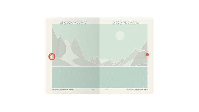 Norway Passport Re-Design | Norway New Passport Design, Cool New Travel Document