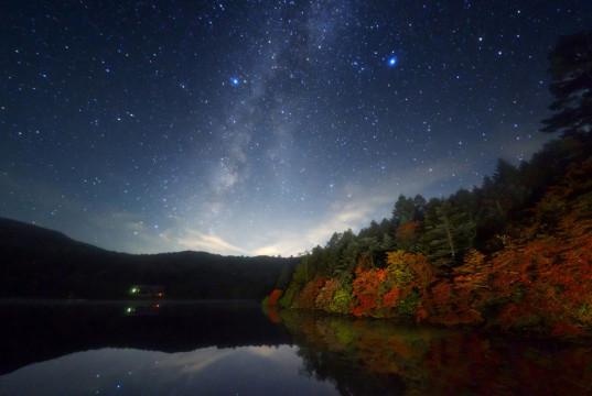 Starry Night Sky Shots