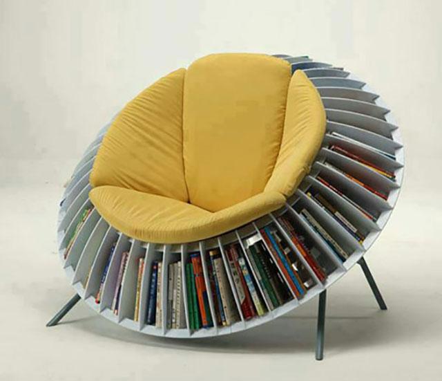 Sunflower Book Chair | Best Ergonomic Reading Chair