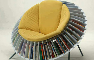 The Sunflower Chair