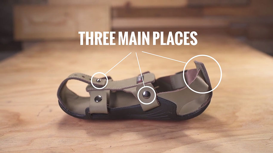 He Created A Shoe That Grows 5 Sizes // Shoes That Grow With Your Child, Kenton Lee