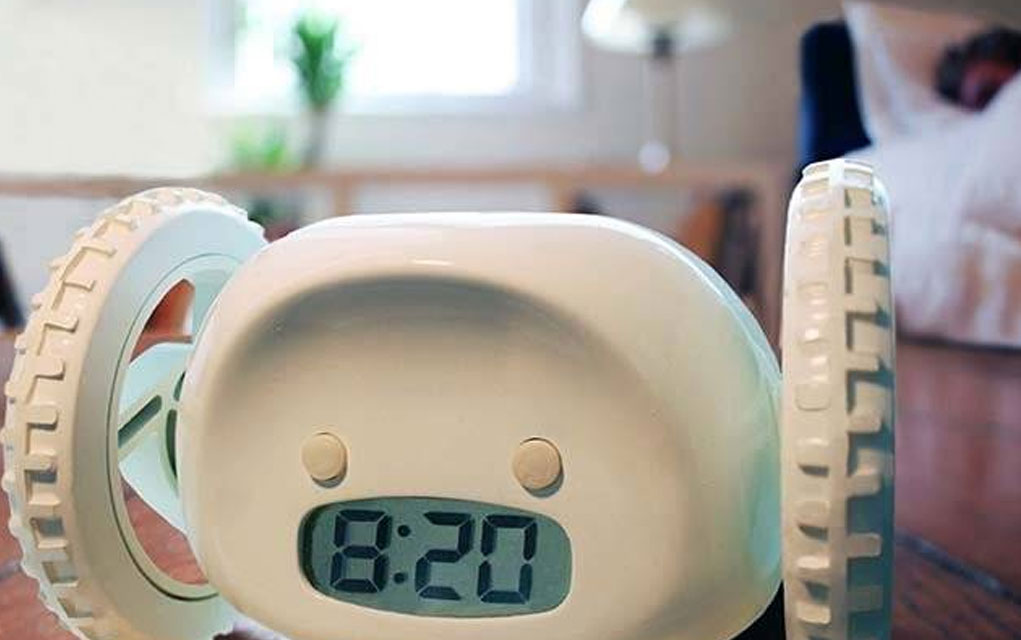 Most Creative Alarm Clocks For Heavy Sleepers - Best alarm clocks