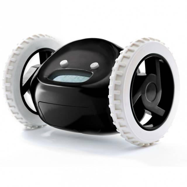 The Clocky Alarm Clock On Wheels | 10 Best Cool Alarm Clocks For Heavy Sleepers