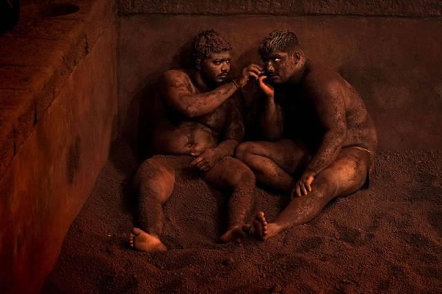 Merit Winner: Kushti, Indian Wrestling | 10 Best Winners From The National Geographic Traveler Photo Contest 2015