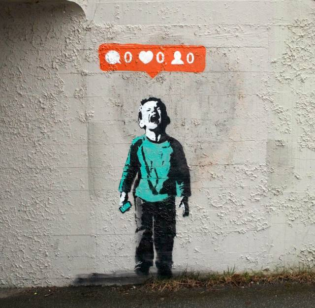 iHeart: Social Media Art | 10 Famous & Most Popular Street Art Pieces 2014
