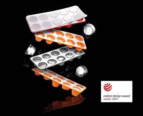Flattenable Ice Cube Trays | 10 Unusual And Creative Ice Cube Trays