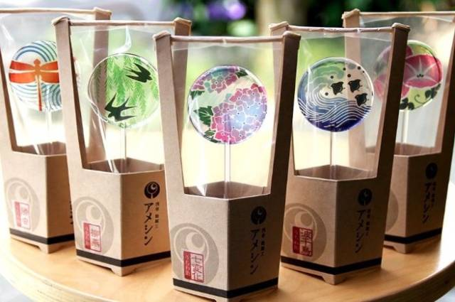 Artistic Japanese Lollipops | 10 Incredibly Creative Lollipops For National Lollipop Day