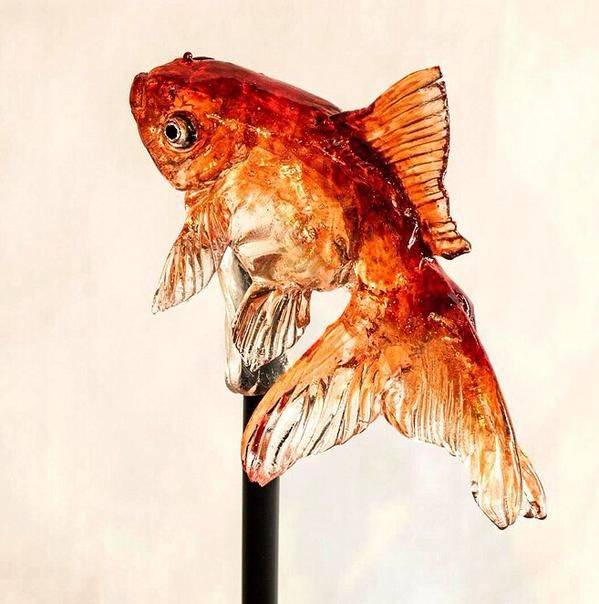 Realistic Wildlife Lollipops | 10 Incredibly Creative Lollipops For National Lollipop Day