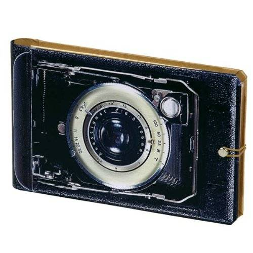 Vintage Camera Photo Album | Top 10 Cool & Creative Best Gifts For Photographers: Funny Camera Gadgets & Accessories Too