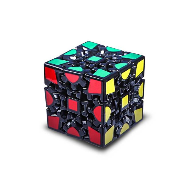 The Ultimate Rubik's Gear Cubes | 10 Coolest Weird Rubik's Cube Game Collection