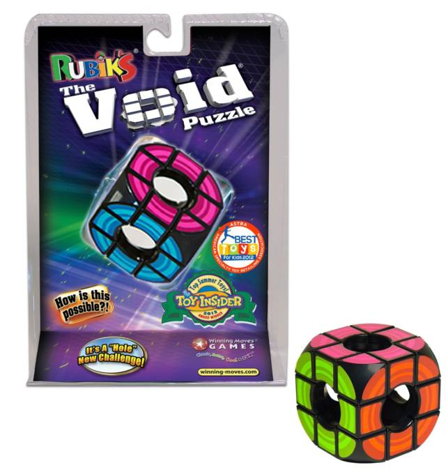 The Rubik's Void Cube Puzzle | 10 Coolest Weird Rubik's Cube Game Collection