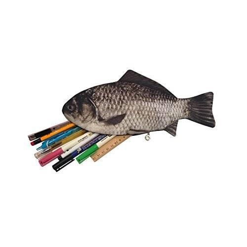 Fishing Carp Pencil Case Design // 10 Unique & Creative Pencil Cases Designs