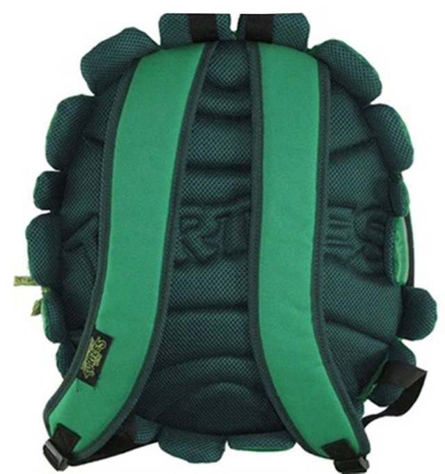 Teenage Mutant Ninja Turtles Shell Backpack  // 10 Most Unique & Unusual Backpacks