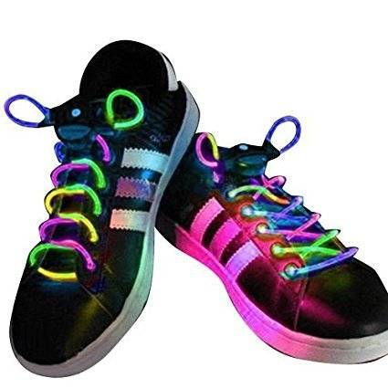 how to make led shoelaces