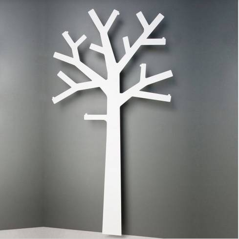 The Toilet Paper Tree Holder // 10 UNIQUE Toilet Paper Holder Designs That Will Transform Your Bathroom Forever