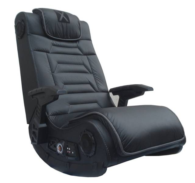 X Rocker Surround Sound Gamer Rocking Chair // 10 Uniquely FUNKY Chair Designs That Will Transform Your Sitting Experience Forever