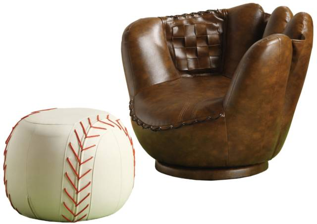 10 uniquely funky chair designs that 39 ll make you want to for Bathroom i can play baseball in