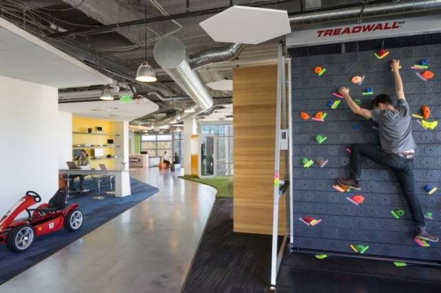 Fantastic 10 Creative Office Space Design Ideas That Will Change The Way You Largest Home Design Picture Inspirations Pitcheantrous