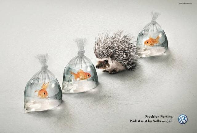 10 super creative print ad campaigns that will make you look twice