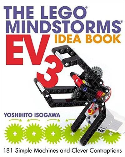 Lego Mindstorms Idea Book // 10 Creative Lego Machine & Robot Builds For Construction