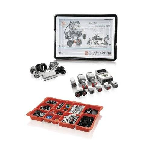 Lego Mindstorm Ev3 Core Set 45544 // 10 Creative Lego Machine & Robot Builds For Construction