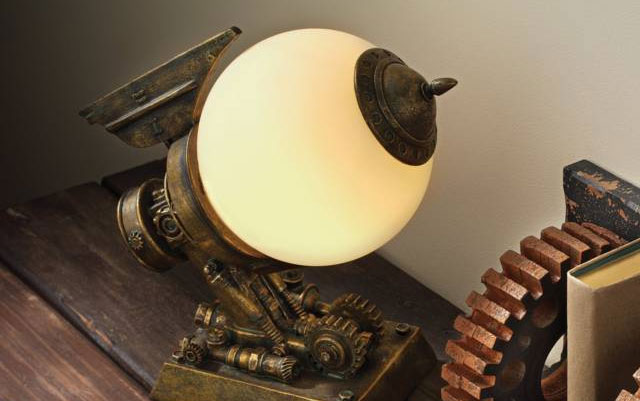 10 Steampunk Decor Accessories Ideas That Will Blow Your Mind