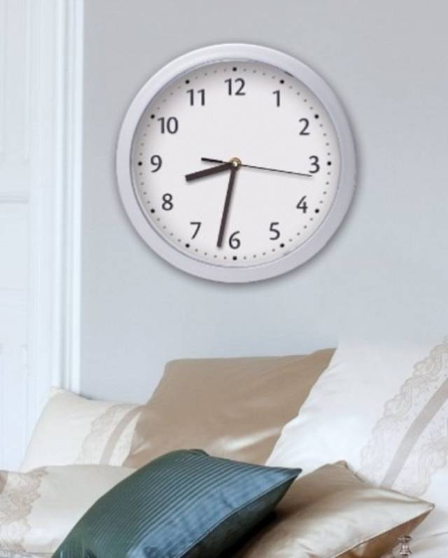 Illusion Hidden Safe Wall Clock // 10 MOST Creative Clocks You'll Want In Your Home