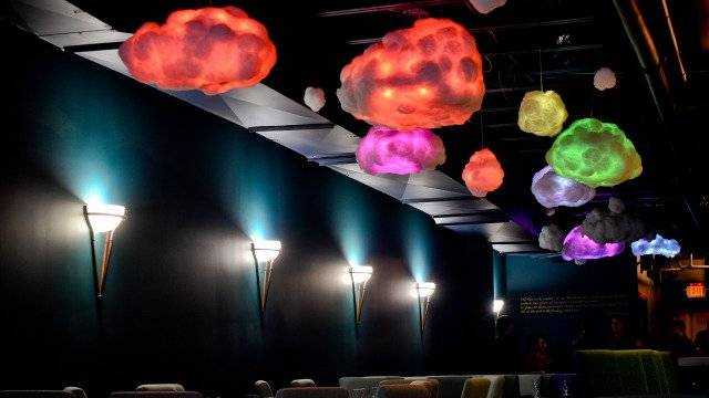 Interactive Smart Cloud Lighting & Audio System // 10 Best SMART Home Technology Devices That Will Leave You Spellbound