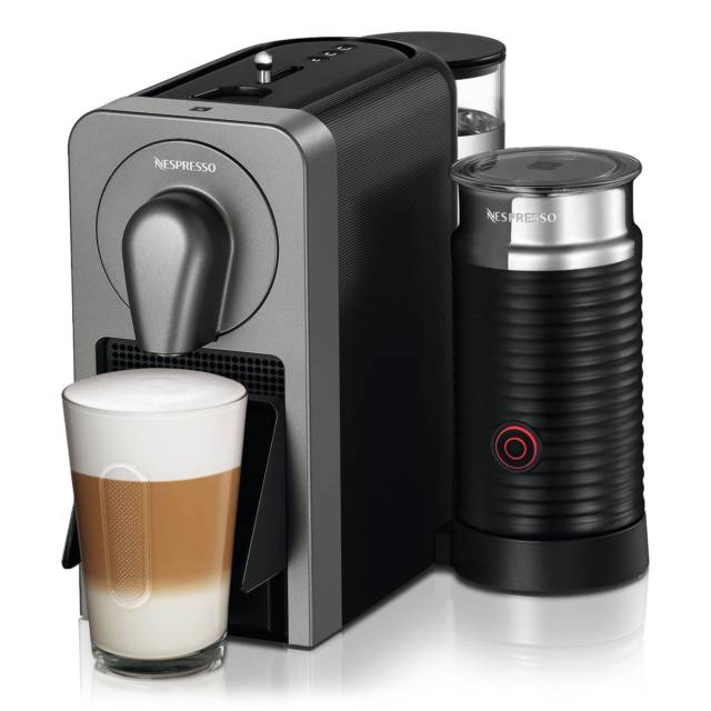 Nespresso Prodigio App Controlled Smart Coffee Machine // 10 Best SMART Home Technology Devices That Will Give You Time & Elegance