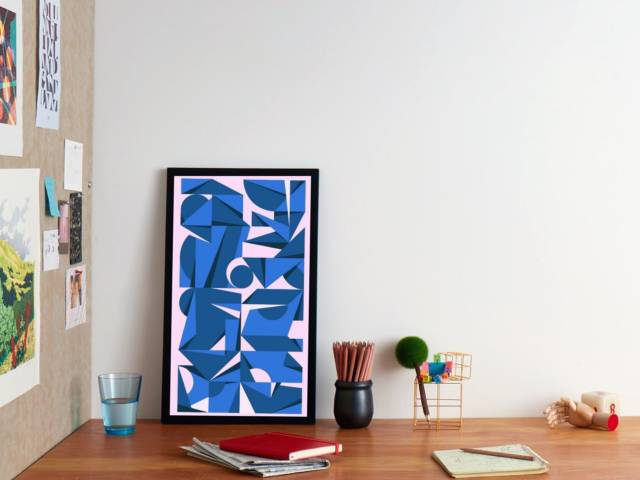 EOS Creative & Animated Digital Art Display // 10 CREATIVE Art Lover Gifts That They Can Truly Appreciate