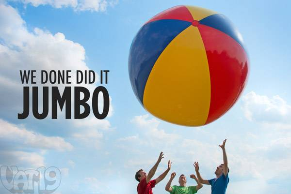 Awesome Super Gigantic Beach Ball // 10 CREATIVE Cool Toys That Will Make You Wish You Were A Kid