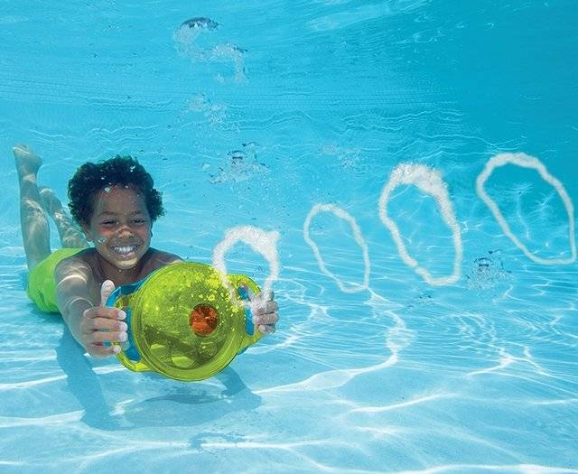 High Velocity Bubble Right Blaster // 10 CREATIVE Cool Toys That Are So Ridiculously Fun