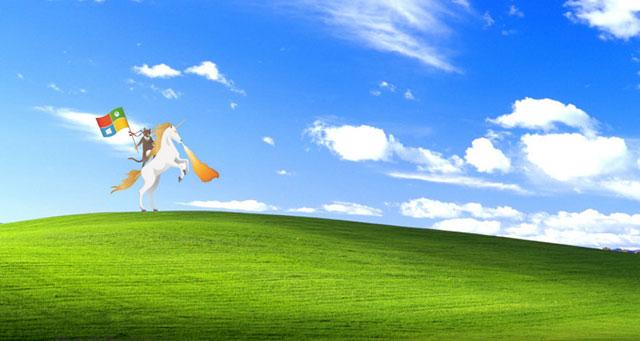 Ninja Cat Windows XP