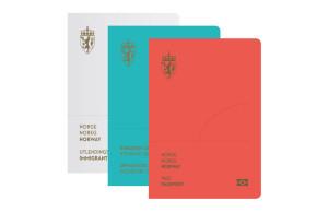 Norweigian Passport Design Easter Egg