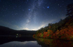 Starry Night Sky Shots
