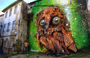 Most Popular Street Art 2014