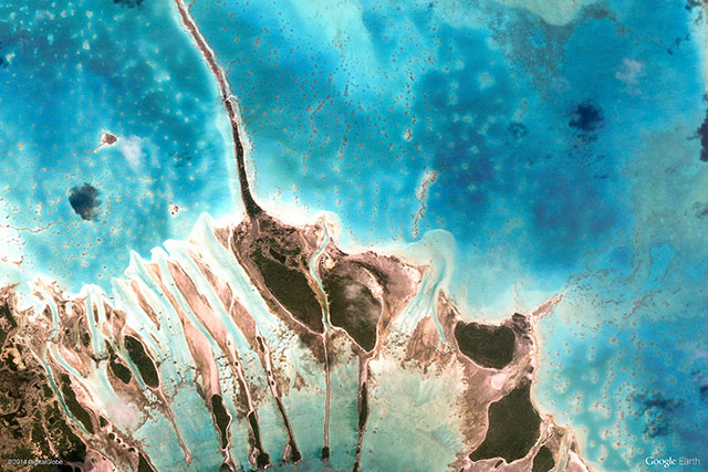 10 Of The Most Beautiful Aerial Earth Landscape Shots