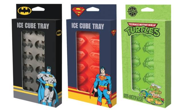 Superhero Ice Cube Tray Designs | 10 Unusual And Creative Ice Cube Trays