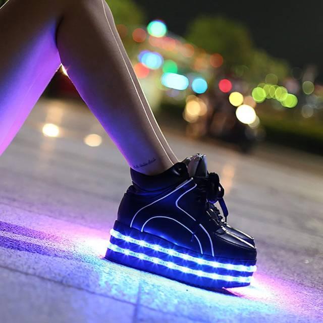 Led Light Shoes Uk