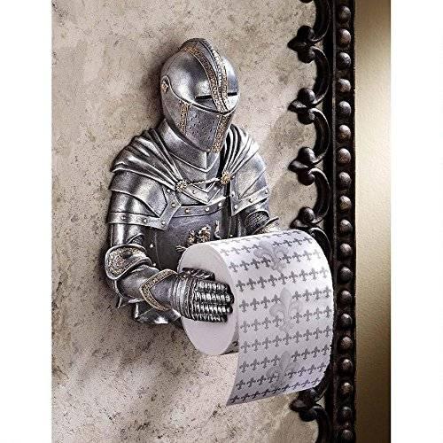 10 Unique Toilet Paper Holder Designs