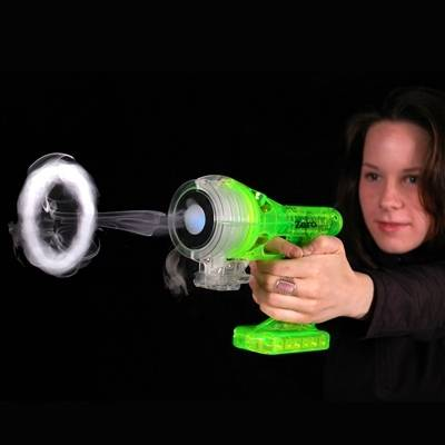 Zero Smoke Ring Vapor Blaster Toys // 10 CREATIVE Cool Toys That Will Totally Blow Your Mind